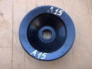 Datsun A15 Harmonic Balancer crankshaft pulley