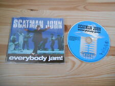 CD POP Scatman John-Everybody Jam! (3) canzone MCD BMG RCA rec