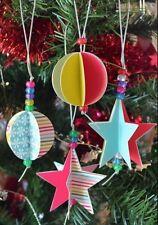 Xmas decorations handmade