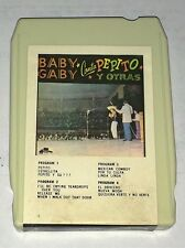 RARE BABY GABY CANTA PEPITO YOTRAS 8 TRACK TAPE