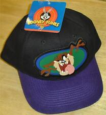 Taz Looney Tunes 90s Vintage Snapback hat New with Tags Original Deadstock!