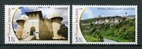 Moldova 2018 MNH Soroca Fort & Old Orhei Nature Reserve 2v Set Tourism Stamps