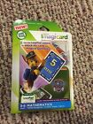 New LeapFrog IMAGICARD PAW PATROL LEARNING GAME MATH YEARS 3-5 COUNTING SHAPES