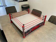Wwe Mattel Elite Authentic Scale Raw Ring WWF Jakks Wrestling Playset AEW