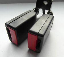 SAAB 9-3 93 Seat belt buckle REAR Double 12794564 2003-2010