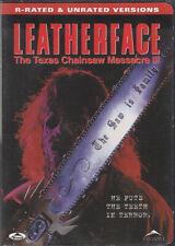 Texas Chainsaw Massacre 2 und 3 - 2 DVDs UNCUT