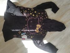 jacket hello kitty for little girl age 8 to 12