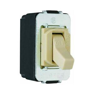 Pass and Seymour ACD1I Tumbler Single Pole Switch