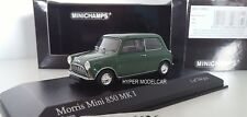 MINICHAMPS 1/43 Morris Mini 850 MKI 1960 Green Art. 400138601