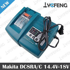 Makita DC18RC Charger 14.4V-18V For Makita BL1830 BL1840 BL1430 Li-Ion Battery