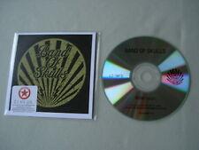 BAND OF SKULLS Killer promo CD single