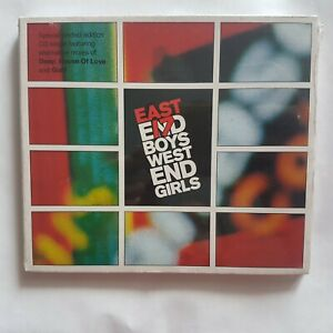 EAST 17 -  NEW & SEALED LIMITED maxi-CD - WEST END GIRLS (ALTERNATIVE REMIXES)