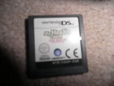 Nintendo DS-La mia salute Coach smettere di fumare-CART