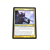 MTG SILENT-BLADE ONI Planechase 2012 (LP) Rare Normal English