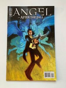 Angel: After The Fall #4 (IDW Publishing, 2008) VF