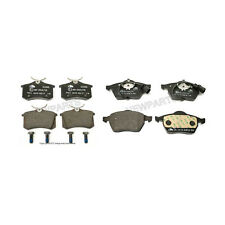For Audi A4 A6 Volkswagen Passat Front & Rear Disc Brake Pad Kit Ate OEM