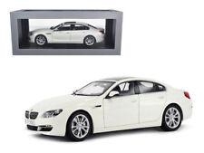 Paragon 2012 BMW 650i GRAN COUPE 6 SERIES F06 ALPINE WHITE 1:18*New Item!