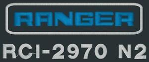 Ranger RCI-2970 N2 Signature Series CB Radio Amateur Radio Dust Cover