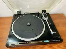 Sony PS-X600C Turntable Analog Record Player Direct Drive japan Vintage Record