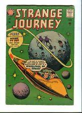 Strange Journey 4  . America's Best  1958 - VG - minus