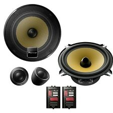 PIONEER TS-E131CI SISTEMA KIT A DUE VIE WOOFER + TWEETER + CROSSOVER NUOVO
