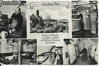 Ansichtskarte Kreuzberg/Rhön- Franziskanerkloster-Brauerei-1965 -  schwarz/weiß
