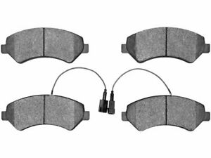 For 2014-2019 Ram ProMaster 3500 Brake Pad Set Front Dynamic Friction 94226PM
