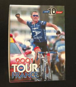 Tour de France VHS 2001