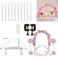 Balloon Arch Kit For Wedding Home Decoration Plastics Table Clips Clamp Rod