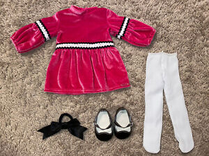 American Girl Julie's Christmas Outfit