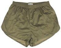 Soffe Nylon Ranger Panties / Silkies / Running / Track Shorts Tan Men's Small