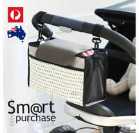 Portable Pram Baby Diaper Stroller Large Mummy Bags Hanging Organiser Nappy y