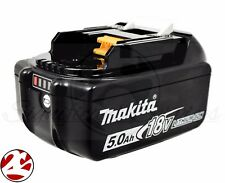 Makita BL1850B 18V 18 Volt LXT 5.0 Ah Genuine Lithium Ion Fuel Gauge Battery