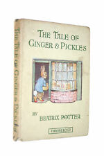 The Tale Of Ginger And Pickles by Potter, Beatrix; Potter, Beatrix [Illustrator]