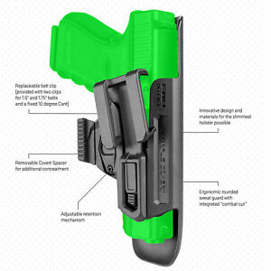 Fab Defense Concealed IWB Holster for glock 43 - Covert