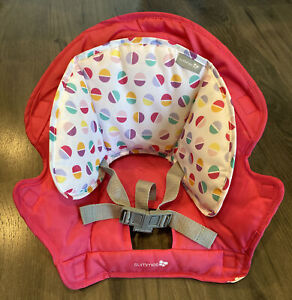 Summer Infant 4-in-1 Super Seat Replacement Seat Cover Cushion Part Pink