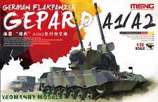 Meng 1/35 German Flakpanzer Gepard A1/A2 (RRP £57.99)