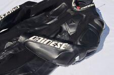 Dainese Lederkombi 1tlg. Gr. 52 schwarz **neuwertig** leather suit UK42