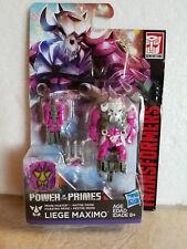 Transformers Titans Return LIEGE MAXIMO Power of The Primes Headmaster Targetmas