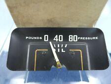 Oil Pressure Gauge 1949 Dodge Coronet Deluxe Custom Meadowbrook Wayfarer 1302633