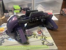 HALO MEGA BLOKS CONSTRUX 97521 HIERARCH'S SHADOW CONVOY VEHICLE ONLY