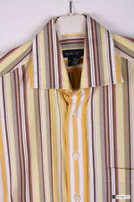 Gant Men's Striped Collared Casual Shirts & Tops