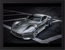 """MERCEDES AMG VISION GRAN TURISMO A3 FRAMED PHOTOGRAPHIC PRINT 15.7"""" x 11.8"""""""