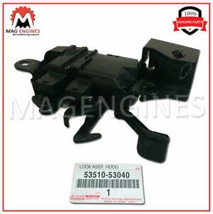 53510-53040 GENUINE OEM HOOD LOCK ASSY 5351053040