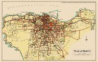 Beirut Lebanon - Palmer 1851 - 23.00 x 36.46