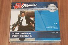 John Grisham - Die Firma (Hörbuch 4xCD) (Neu+OVP)