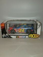 2004 Hot Wheels Jeff Gordon Stockerz 1:24 NASCAR Dupont Flames #24 Flames