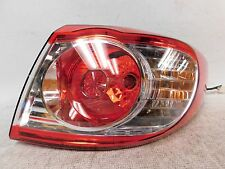 2010 2011 2012 HYUNDAI SANTA FE RIGHT PASSENGER REAR HALOGEN TAIL LIGHT OEM