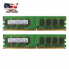 2GB 4GB 8GB OEM For Samsung DDR2 800MHz PC2-6400U DIMM Desktop RAM memory intel