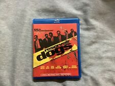 Reservoir Dogs (Blu-ray, 1992) Like New - No Digital Code